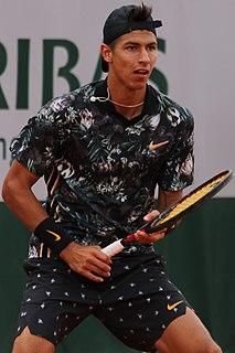 Alexei Popyrin Australian tennis player