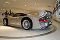 Porsche 911 1997 GT1 Straßenversion LSideRear PorscheM 9June2013 (14989644676).jpg