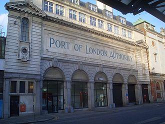 Port of London Authority - Port of London Authority building