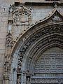 Portada de l'església de Sant Martí (Callosa de Segura), part esquerra.jpg