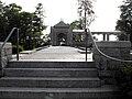 Portico stairs, Greycourt State Park, Methuen, Massachusetts - 20090527.jpg