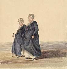 Portrait of Ladies of Llangollen 1819 (4671506) (cropped).jpg