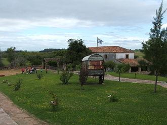 Melo, Uruguay - The Posta del Chuy, near Melo