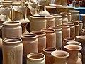 Pottery in Iran - qom فروشگاه سفال در ایران، قم 07.jpg
