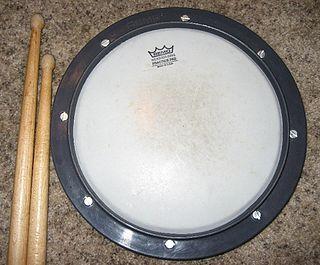 Practice pad