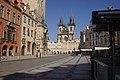 Praha, Staroměstské náměstí během pandemie.jpg