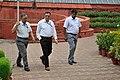 Pramod Kumar Jain - Ganga Singh Rautela - Arijit Dutta Choudhury - Science City - Kolkata 2015-07-15 8591.JPG