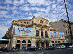 Teatro Adriano - Teatro Adriano