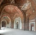 Prayer Hall - Qila-e-Kuhna Masjid - Southward View - Old Fort - New Delhi 2014-05-13 2884-2889 Compress.JPG