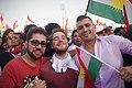 Pre-referendum, pro-Kurdistan, pro-independence rally in Erbil, Kurdistan Region of Iraq 07.jpg