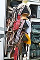 Preparing for 2019 Seattle Fiestas Patrias Parade - 61 - saddles.jpg