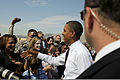 President Barack Obama shakes hands at Fort Bliss, Texas, Aug. 31, 2010 100831-A-XU212-294.jpg