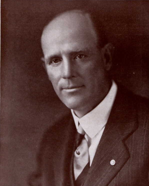 John J. Tigert - Tigert from the 1930 Seminole yearbook