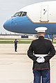 President Obama departs for Sooner State aboard Air Force One 150715-F-WU507-148.jpg