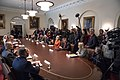 President Trump Holds a Roundtable on Human Trafficking (33075950978).jpg