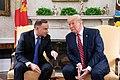 President Trump Meets with President Duda of Poland (48051963621).jpg