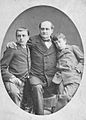 PrinceNapoléon Bonaparte and his two sons.jpg