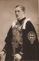Prince Arthur of Connaught Garter.jpg