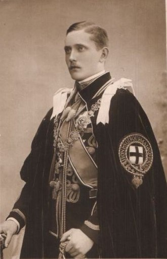 Princess Louise Margaret of Prussia - Image: Prince Arthur of Connaught Garter