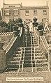Princes Parade - Floral Staircase, Bridlington, c.1927 (archive ref PO-1-20-93) (27243258205).jpg