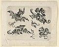 Print, Plate 36, from Neüw Grotteßken Buch (New Grotesque Book), 1610 (CH 18416739).jpg