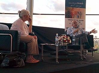 Yehoshua Bar-Hillel - Maya Bar Hillel and Daniel Kahneman
