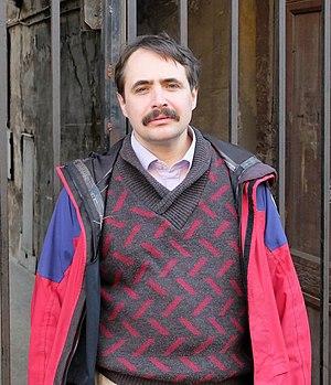 Pak Noja - Image: Prof. Vladimir Tikhonov (Pak Noja) San Peterbur Khanon 214