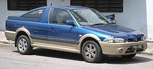 Ute (vehicle) - Proton Jumbuck