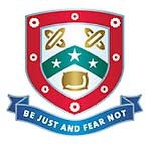 Pudsey Grangefield School - Image: Pudsey Grangefield Shield 2014 07 23 22 39