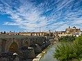 Puente romano sobre el Guadalquivir en Córdoba.jpg