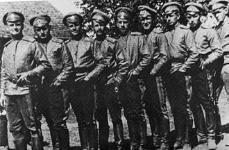 Puławy Legion - Officers of the Puławy Legion