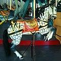 Pullen Park Carousel Animal - Horse.jpg