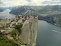 Pulpit Rock, Preekstoel, Preikestolen - panoramio.jpg