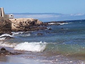 Punta de la Monja en Playa del Cabrón.JPG