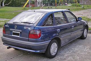 Volkswagen Pointer car model