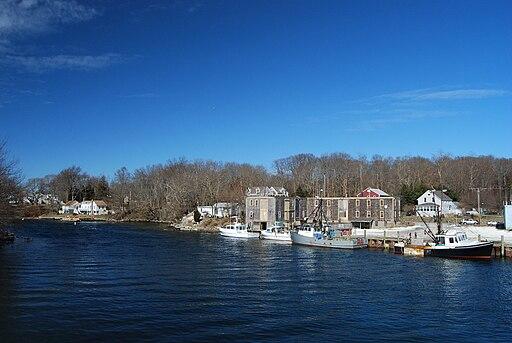 Quaket River