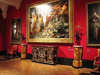 Queen's Gallery - Image: Queen's Gallery 1