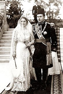 Farida van Egypte - Wikipedia