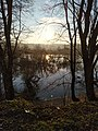 Quiet morning at the Biarezina river.jpg