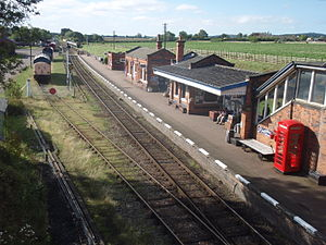 Quorn, Leicestershire - Great Central Railway, Quorn Station