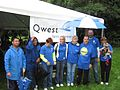 Qwest AIDS Walk Team (8891833271).jpg