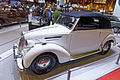 Rétromobile 2015 - Simca 8 1200 Cabriolet - 1950 - 002.jpg