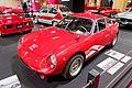 Rétromobile 2018 - Abarth Simca 2 Mila 6-Gear - 1963 - 002.jpg