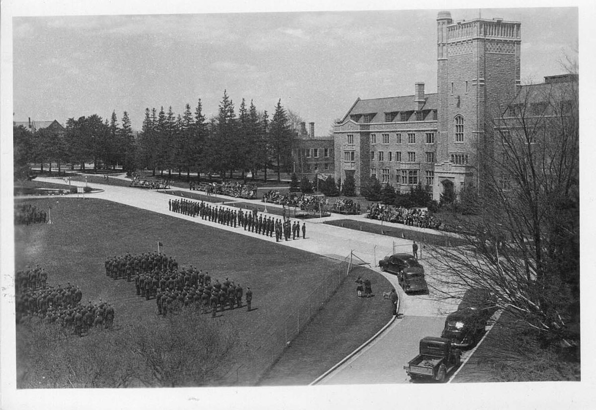 RCAF Guelph Official Opening Johnston Hall.jpg