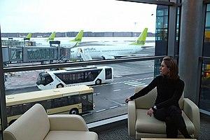 RIAN archive 600991 Work of Riga International Airport.jpg