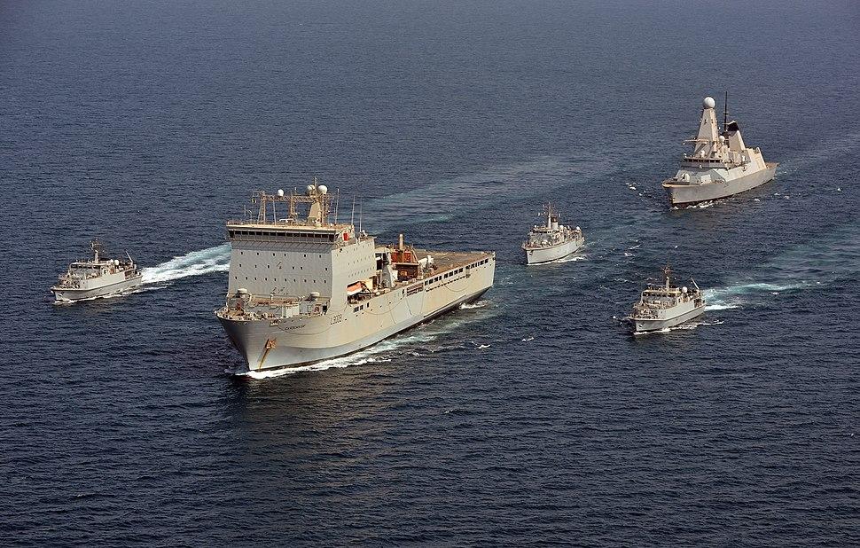 RN Flotilla 45154692