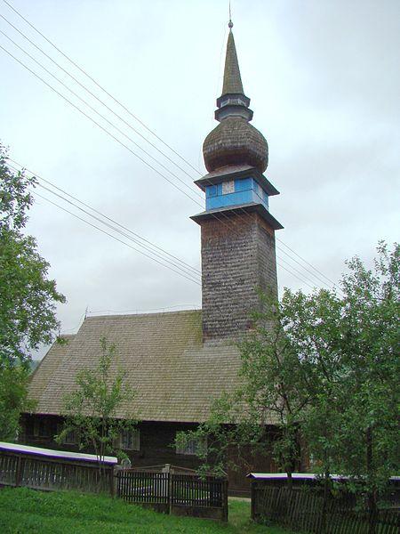 File:RO MM Laschia wooden church 2.jpg