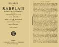 Rabelais - L'origine primeves de mes aves et ataves fut indigene des regions Lemoviques, 1542.png