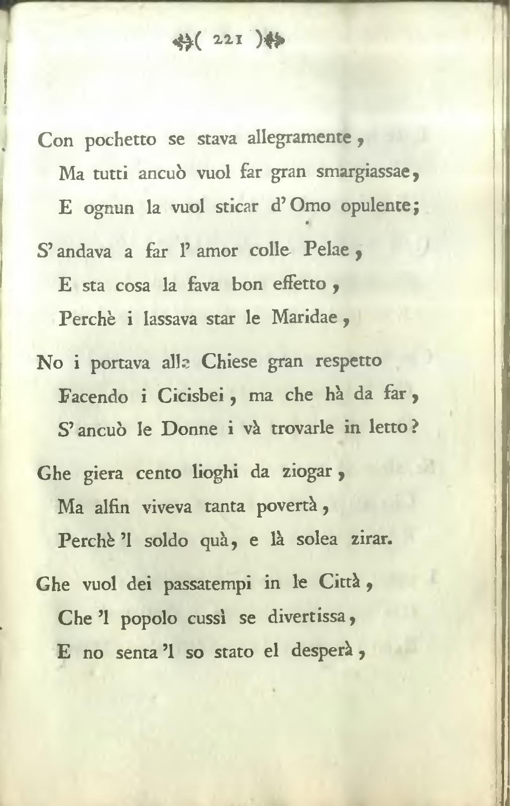 Pagina raccolta universale delle opere di giorgio baffo 3 - Cosa piace alle donne a letto ...