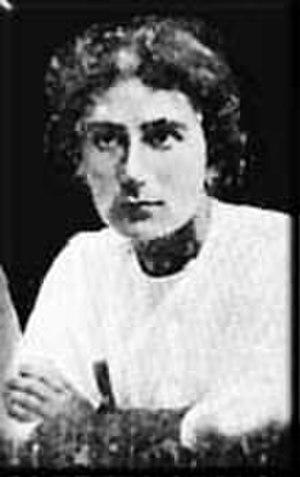 1931 in Mandatory Palestine - Rachel Bluwstein